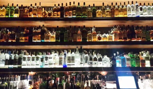 Distile içkiler