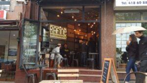 Rafine espresso bar kadıköy
