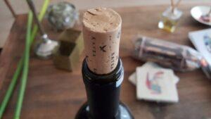 Büşone olmak şarap mantarı