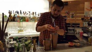 Lucca'nın Bar Şefi Mahmet Şahin