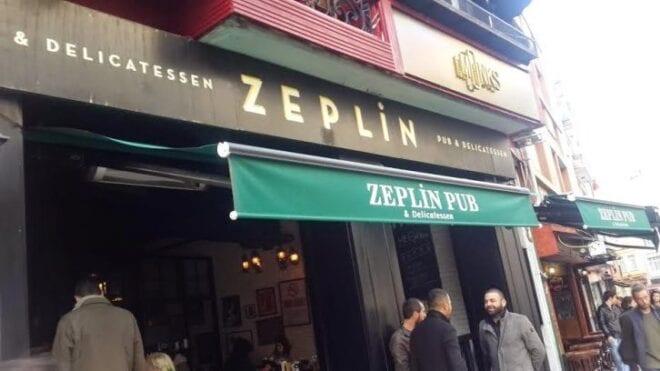 Zeplin Kadıköy
