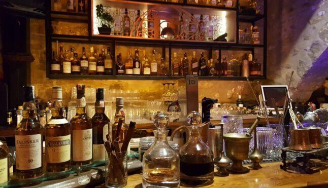 Gekko Cocktail&Whisky Bar, Bodrum