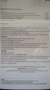 La Muralla, San Sebastian Michelin yıldızı almak üzere