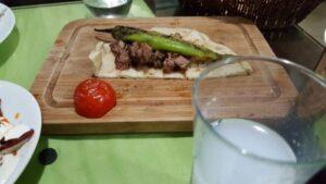 Aydın'daki ocak başı lezzetli yemekleri ve düzel sunumaları ile şahane