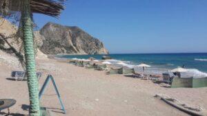 Yunanistan plaj