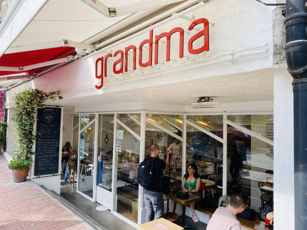 Grandma Teşvikiye