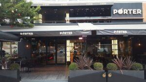Porter Bar & Barbeque