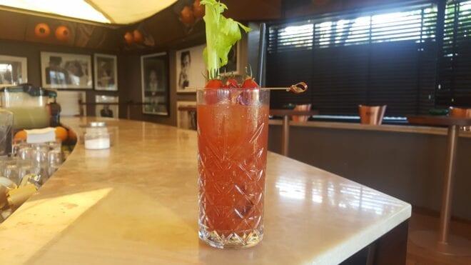 Bloody Mary kokteyl