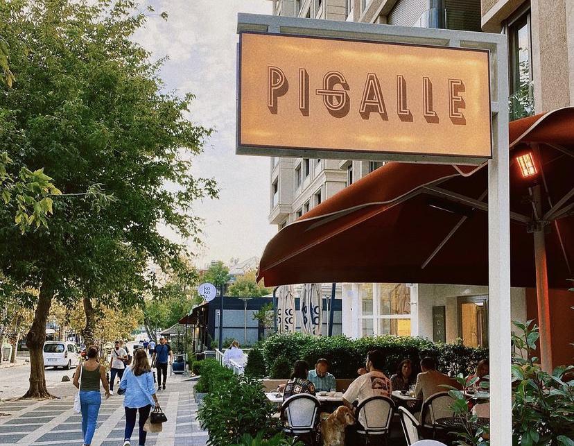 Pigalle Suadiye